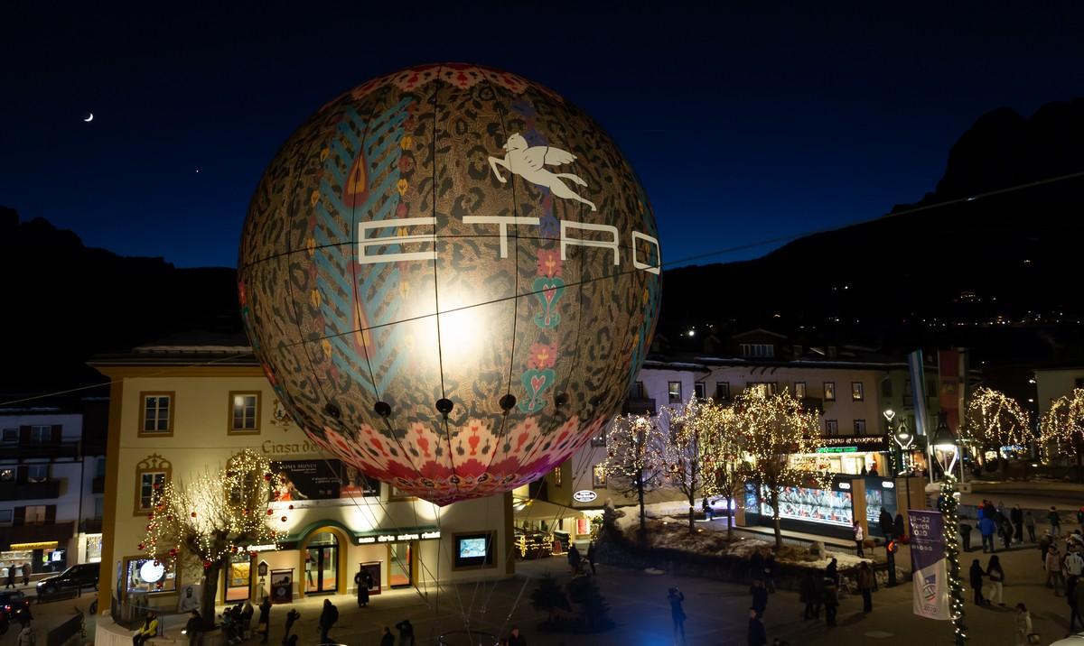 Etro Ski Club Cortina 2019