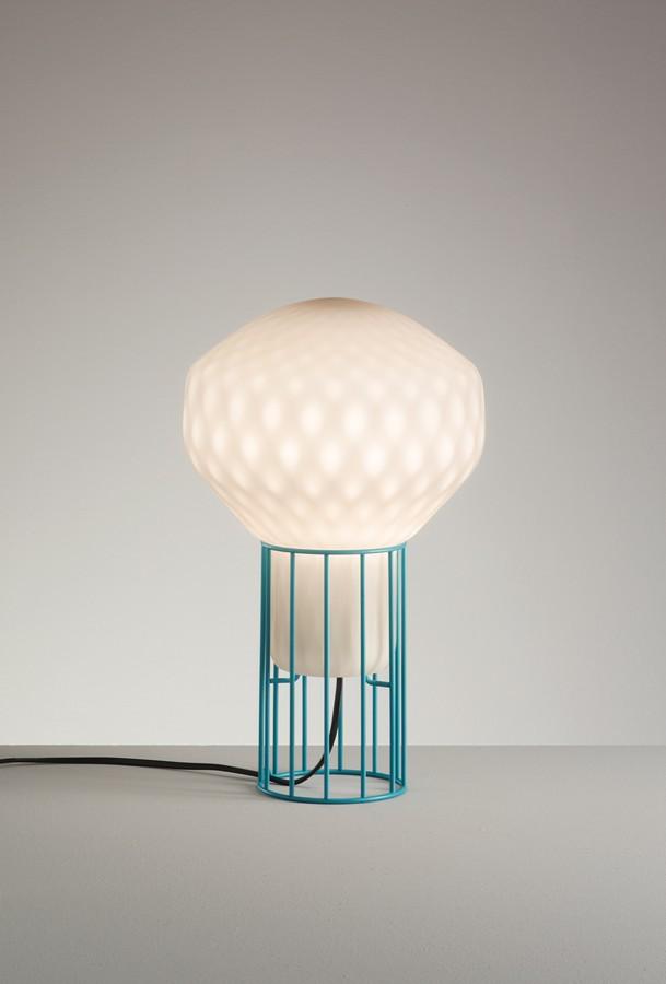 Fabbian Aerostat lampada da tavolo