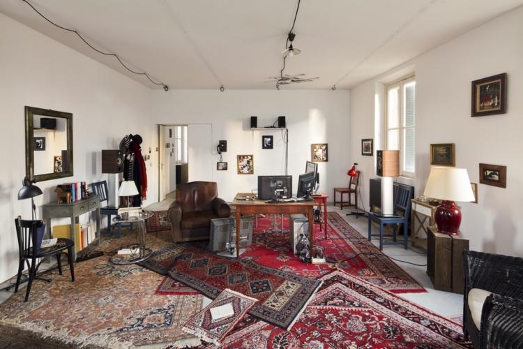 "Fondazione Prada Jean-Luc Godard: l'atelier ""Le Studio d'Orphée"""