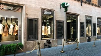 Herno via Borgognona Roma: il nuovo concept espositivo e il mondo Laminar