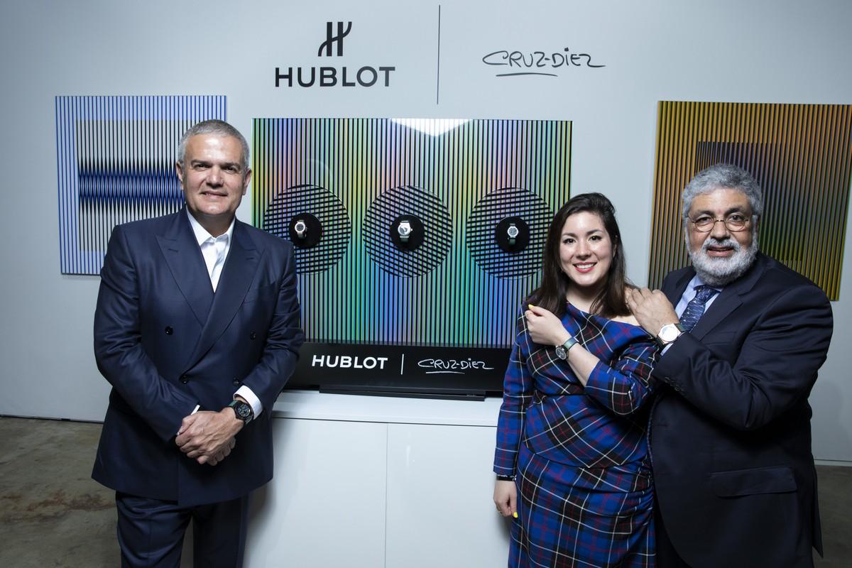 Hublot Classic Fusion Cruz-Diez