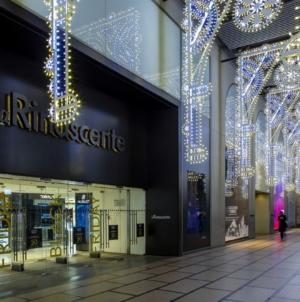La Rinascente vetrine Natale 2019: la celebrazione del presepe napoletano