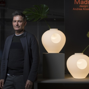 Lampada Madre Foscarini: l'illuminazione emozionale firmata da Andrea Anastasio