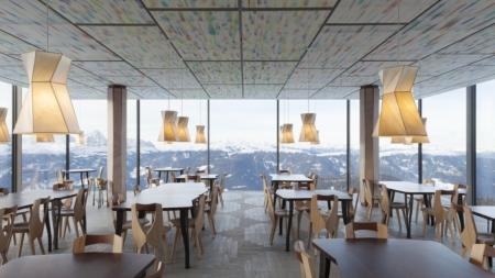 Lumen Museum Plan de Corones: il ristorante AlpiNN e la passione per la montagna