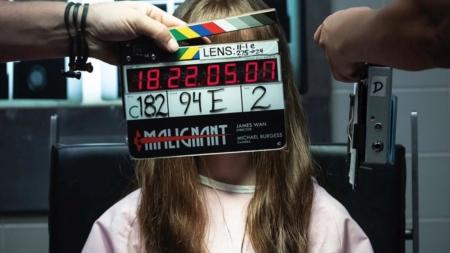 Malignant film James Wan: finite le riprese del nuovo horror