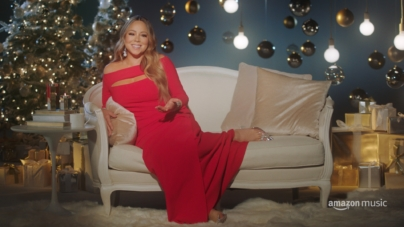 Mariah Carey All I Want for Christmas Is You: il mini documentario su Amazon Music