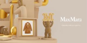 Max Mara Natale 2019: Max The Teddy e la collezione #MaxMaraBearingGifts