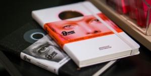 Moleskine David Bowie: il notebook in edizione limitata