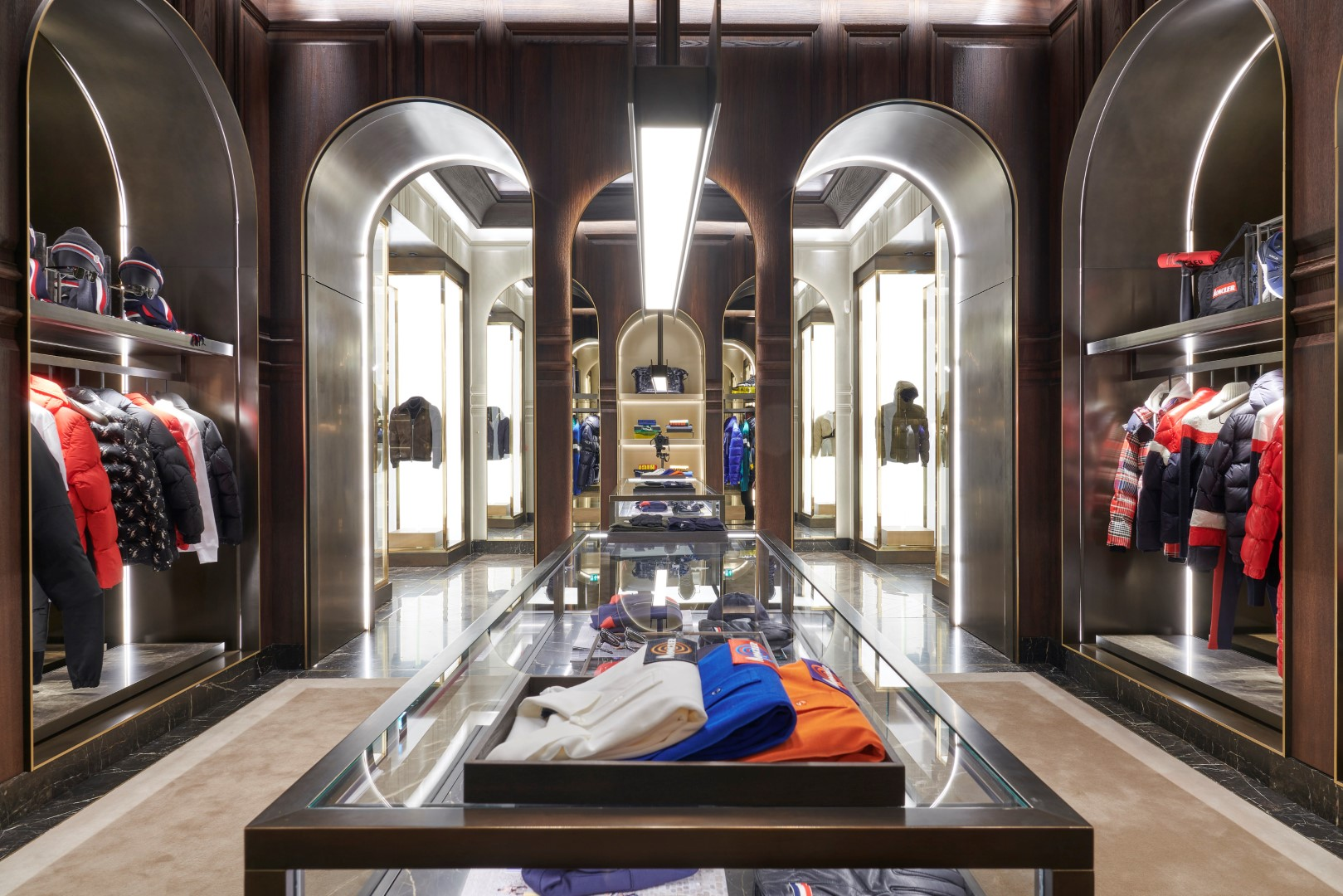 Moncler boutique Monaco