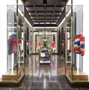Moncler boutique Monaco: riapre il suo store in Maximilian Strasse