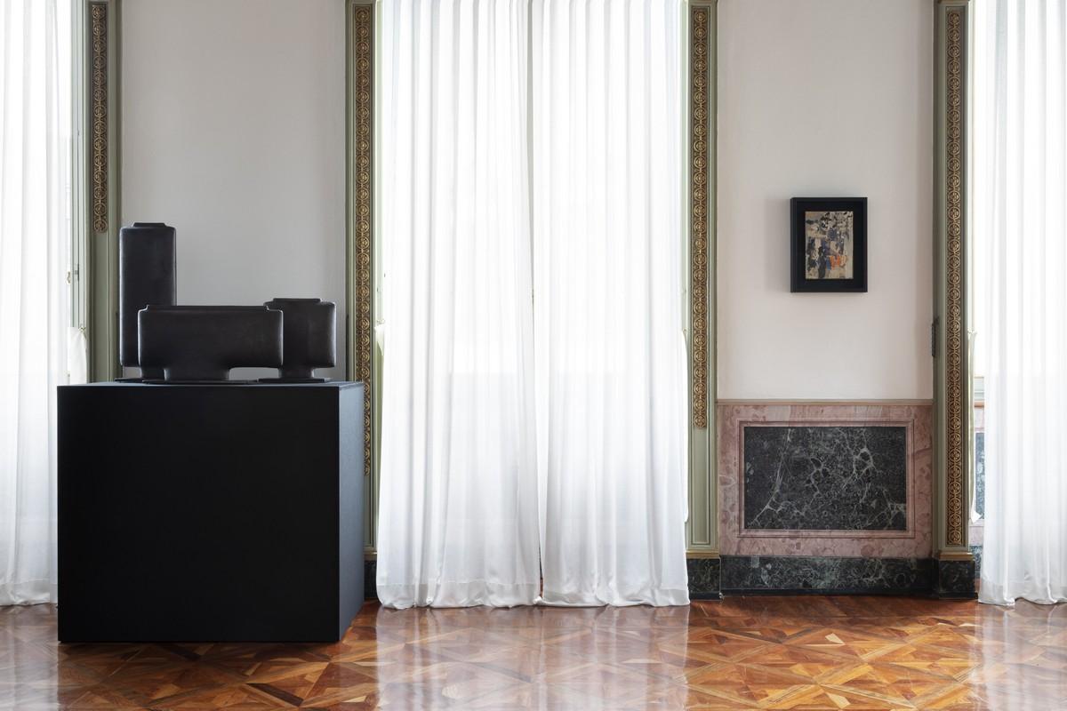 Palomba Serafini mostra Ipertesto