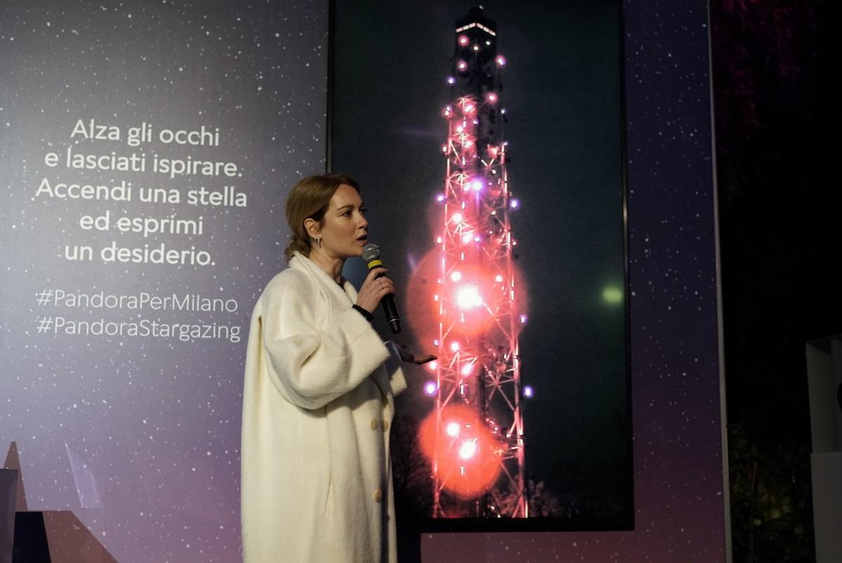 Pandora Torre Branca Stargazing