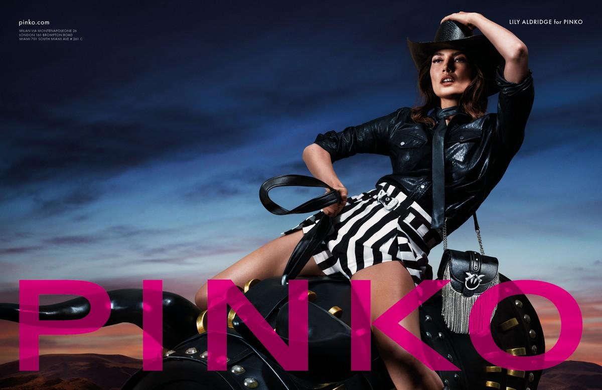 Pinko campagna primavera estate 2020