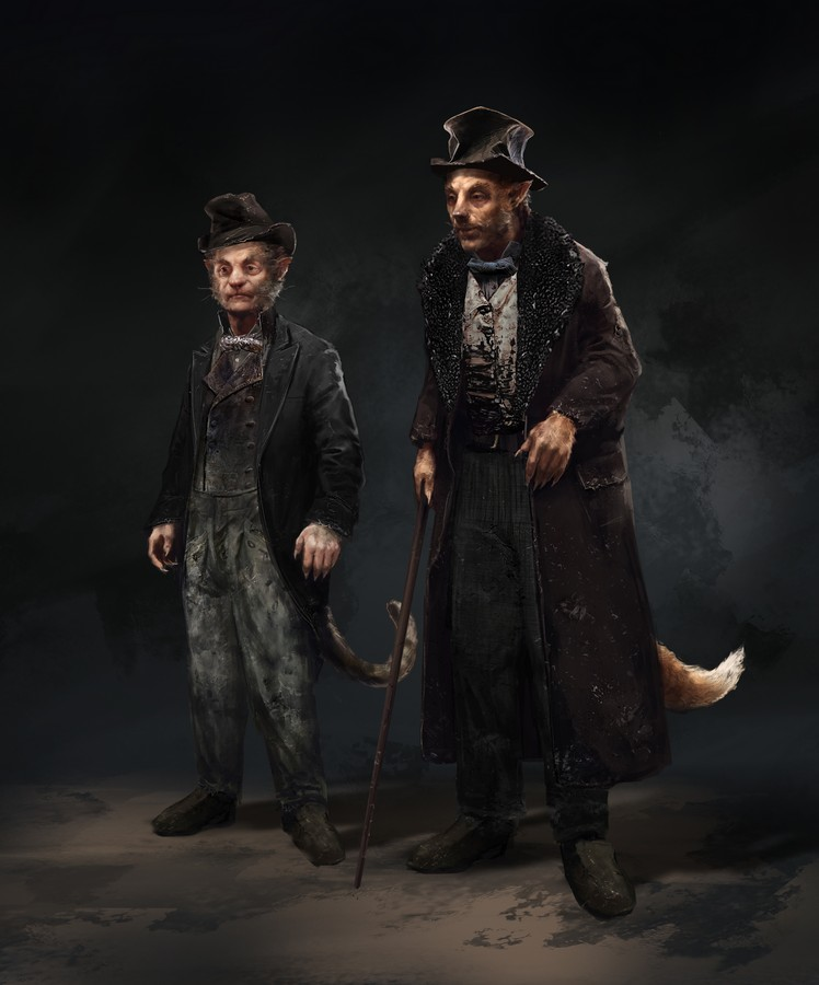 Pinocchio Matteo Garrone costumi film