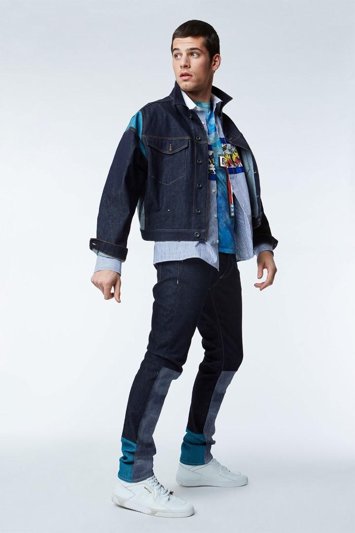 Pitti Uomo Gennaio 2020 Gas Jeans
