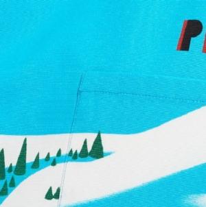 Prada Timecapsule Gennaio 2020: la nuova camicia con stampa January
