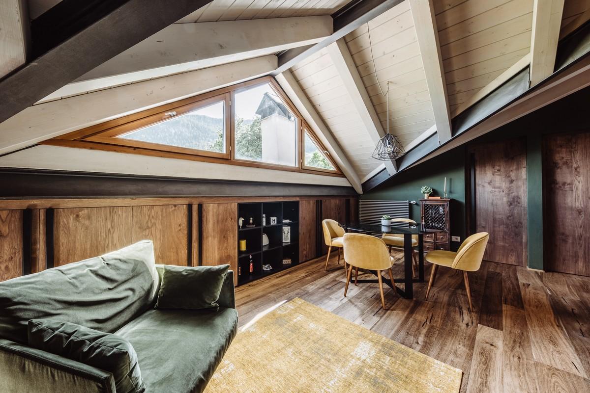 Ristrutturare casa di montagna idee