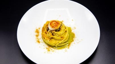 Super G Courmayeur ristorante: esperienze stellate con lo chef Andrea Berton