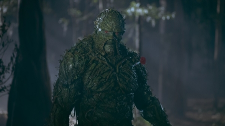 Swamp Thing serie tv: il mondo soprannaturale in cui nessuno può sentirsi al sicuro