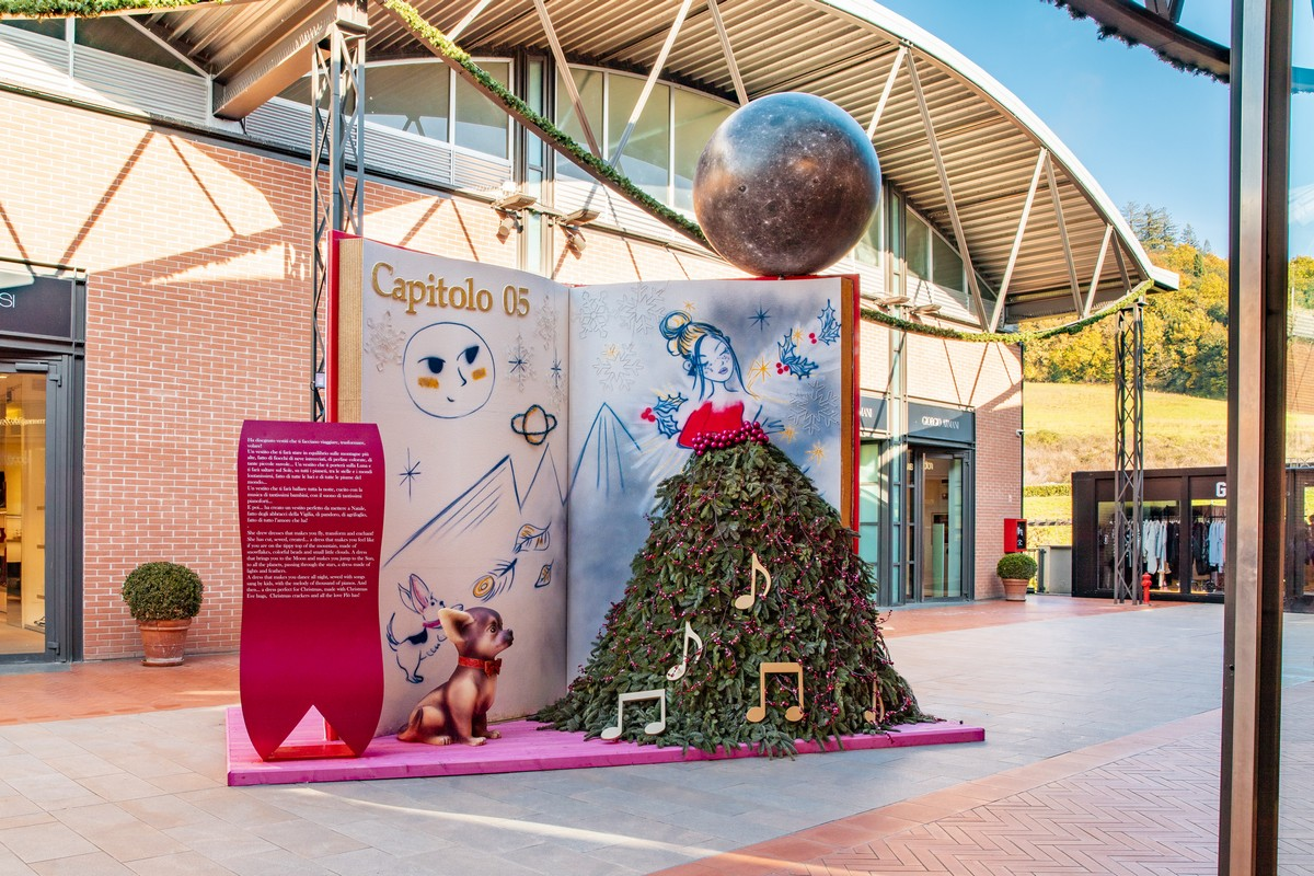 The Mall Luxury Outlets Natale 2019