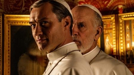 The New Pope Sky: l'attesa seconda stagione con Jude Law e John Malkovich