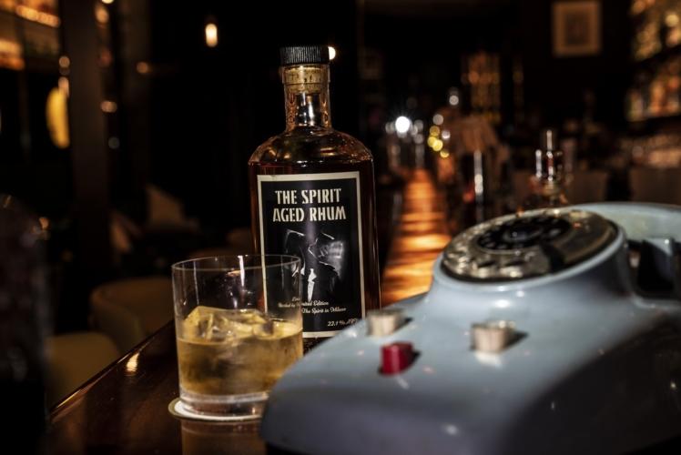 The Spirit Milano aperitivo: il Noir, la nuova drink list 2020