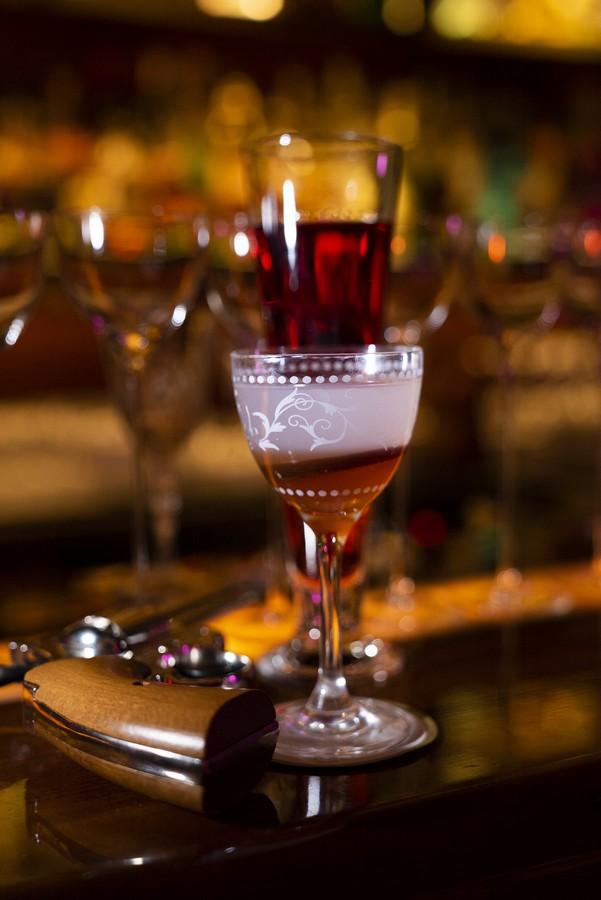The Spirit Milano aperitivo