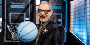 Tiffany Men's Pop-Up Shop: Jeff Goldblum svela la collezione Very Holiday a New York