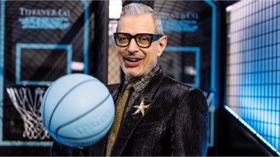 Tiffany Men's Pop-Up Shop: Jeff Goldblum svela la collezione Very Holiday a New York