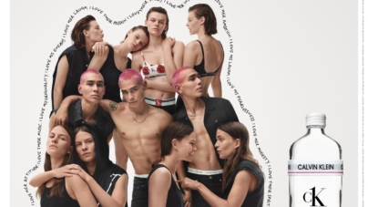 Calvin Klein CK Everyone profumo: la nuova fragranza no gender e vegana