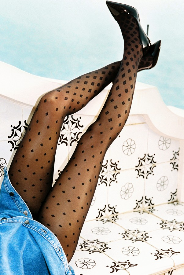 Calzedonia collant primavera estate 2020