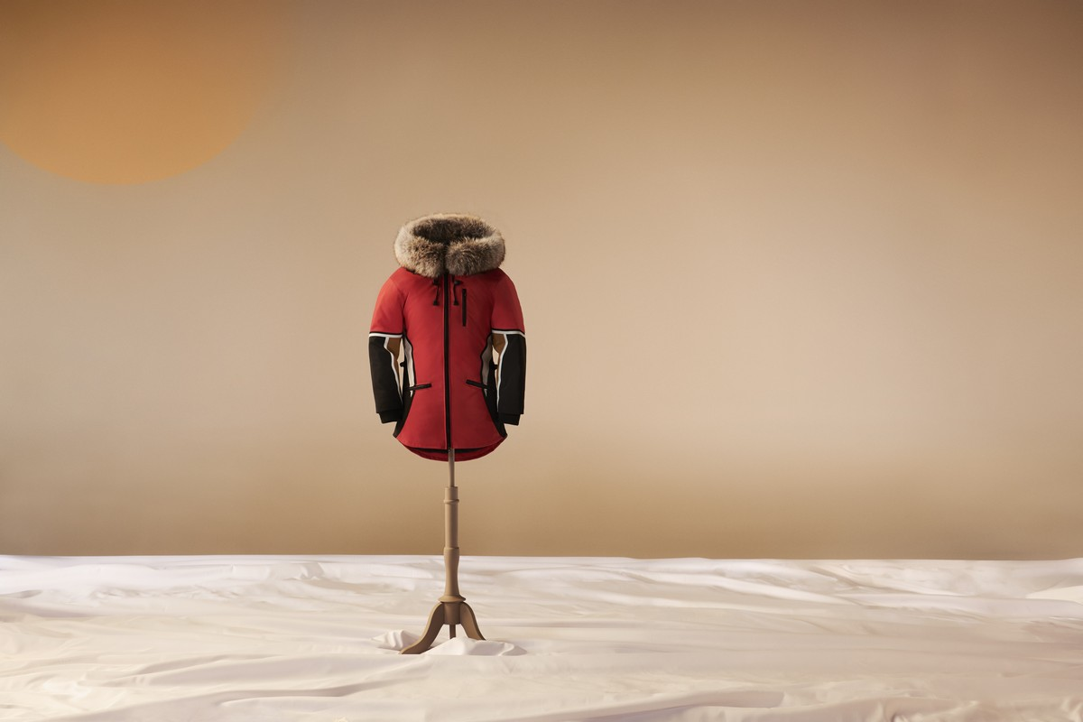 Canada Goose Project Atigi 2020