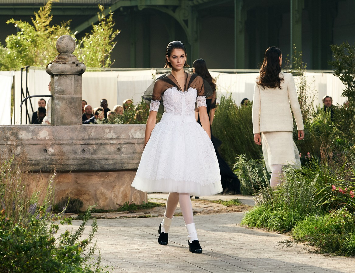 Chanel Haute Couture primavera estate 2020