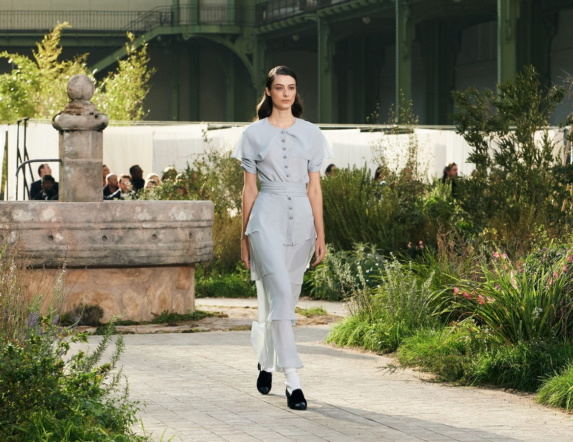 Chanel Haute Couture primavera estate 2020