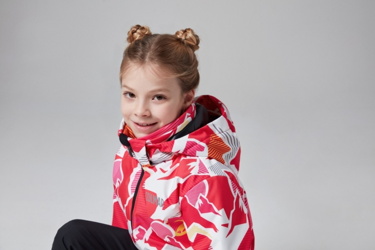 Colmar Originals Kids autunno inverno 2020: look color block e tanta fantasia