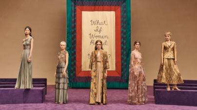 Dior Haute Couture primavera estate 2020: il nuovo femminismo