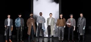Dior Uomo autunno inverno 2020: la sfilata con Robert Pattinson, David Beckham, Kate Moss e Bella Hadid