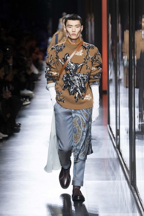 Dior Uomo autunno inverno 2020