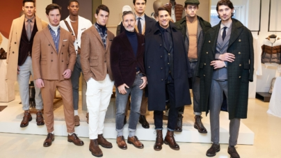 Eleventy Uomo autunno inverno 2020: il gentleman metropolitano