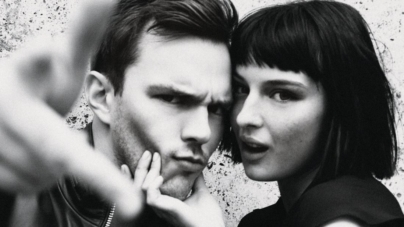 Emporio Armani Nicholas Hoult: Together Stronger, la campagna delle nuove fragranze Freeze