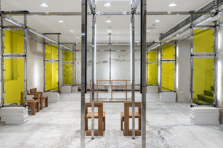 Frankie Morello Milano Via Verri: la nuova boutique monomarca