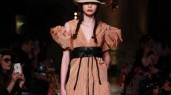 Giada Curti Alta Moda primavera estate 2020: la seduzione orientale, la sfilata