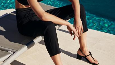 Giuseppe Zanotti campagna primavera estate 2020: il glamour moderno