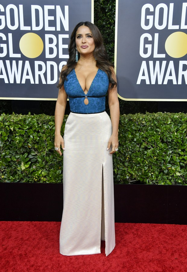 Golden Globe 2020 red carpet