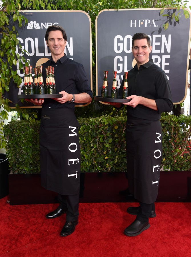 Golden Globe party 2020