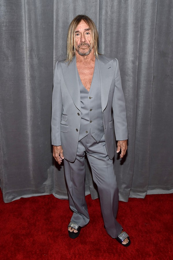 Grammy Awards 2020 red carpet