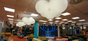 Grande Fratello Vip 2020: Cloudy, la lampada a sospensione di Axolight