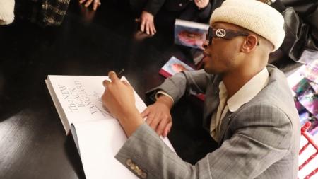Gucci The New Black Vanguard: l'evento esclusivo con Antwaun Sargent