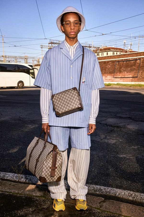 Gucci Uomo Pre-Fall 2020