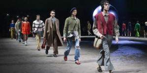 Gucci Uomo autunno inverno 2020: la libertà di autodeterminarsi, la sfilata